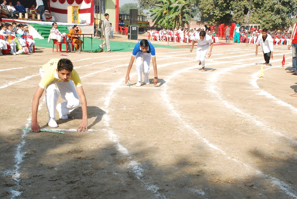 FACILITIES of Green Valley Convent School